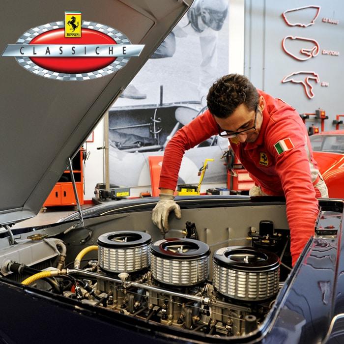 Ferrari Classiche in Norwood, MA