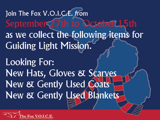 The Fox V.O.I.C.E. | Guiding Light Mission