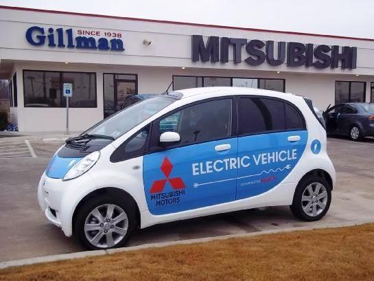 Elegant Gillman Automotive Group   Check Out The IMiEV Mitsubishiu0027s Electric  Vehicle Now At Gillman Mitsubishi Of San Antonio