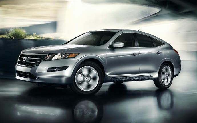 The Honda Accord Crosstour Is Brand New To Line Up And Based On Its One Of First Crossover Vehicles For