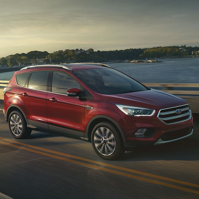 2017 Ford Escape Performance and Towing