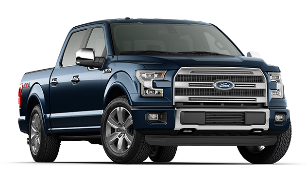 2017 Ford F-150 in North Heber Springs, AR