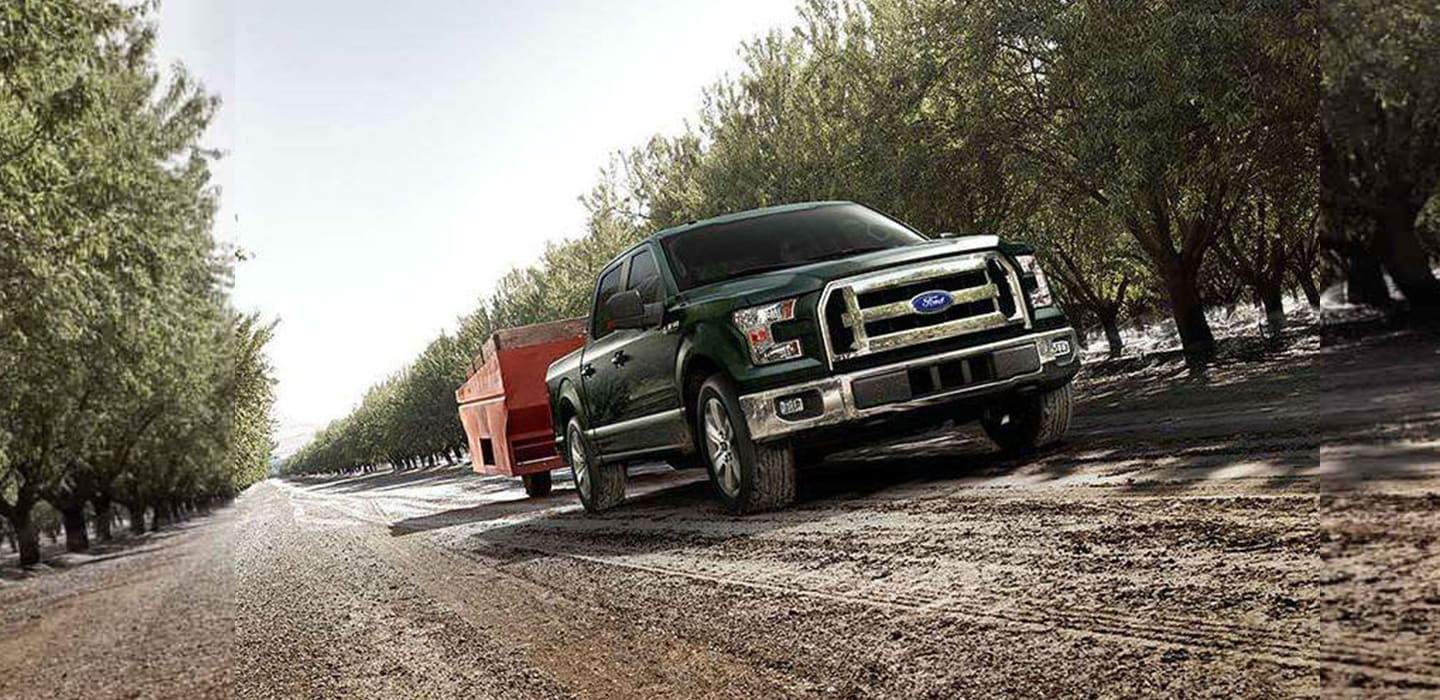 2017 Ford F-150 Super Duty Truck Exterior Design