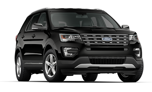 2017 Ford Explorer in North Heber Springs, AR