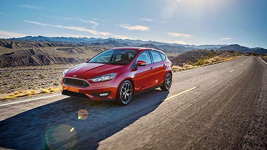 2017 Ford Focus Performance