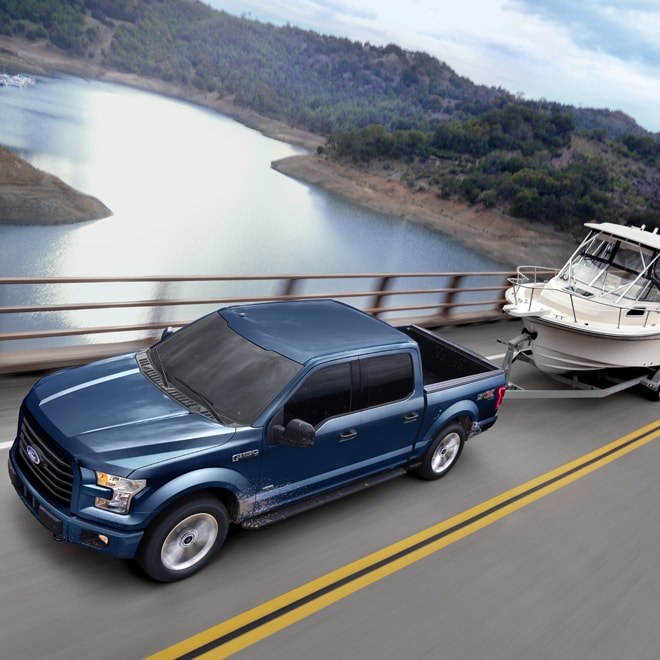 2017 Ford F-150 Performance and Towing