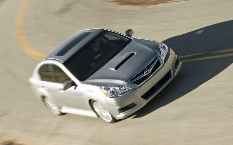 VWVortex com - The 2010-2012 Subaru Legacy GT - a forgotten