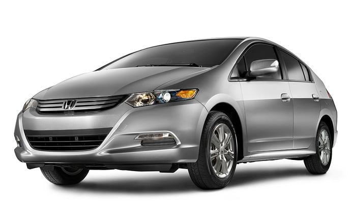 Captivating The Honda Insight Is Here!!!