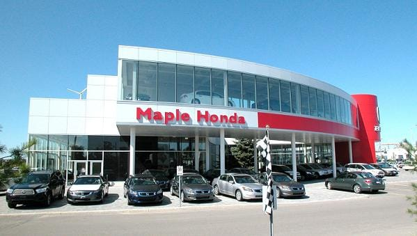 Maple Honda