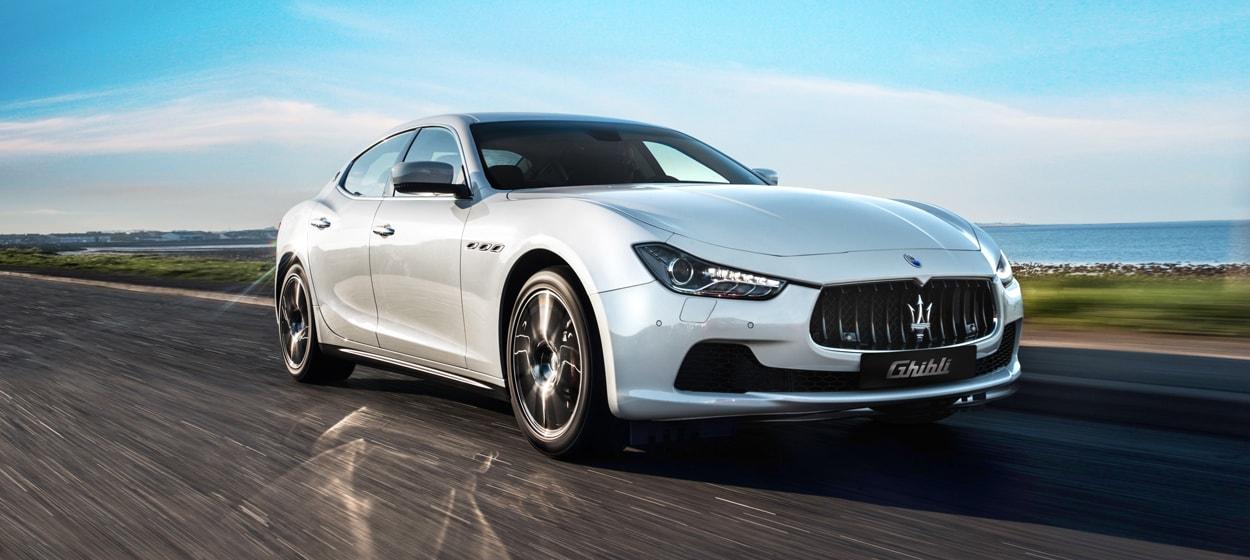 New 2017 Maserati Ghibli in Norwood, MA
