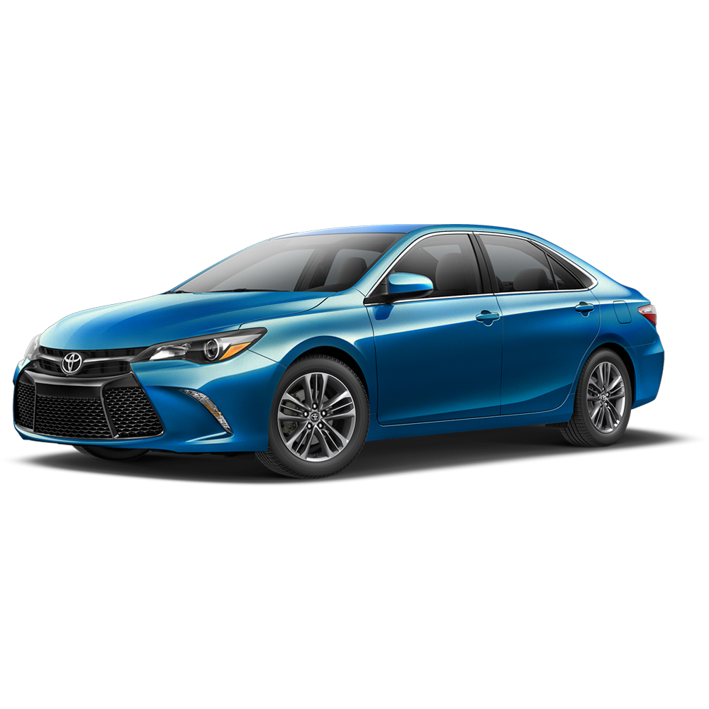 2017 Toyota Camry SE near Cleveland, OH