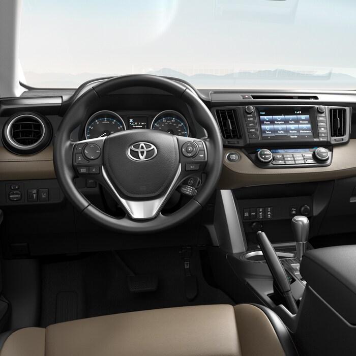 New 2017 Toyota RAV4 near Cleveland, OH