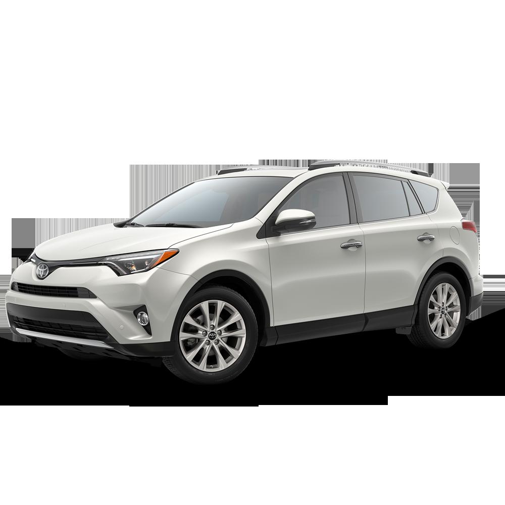 2017 Toyota RAV4 Limited near Cleveland, OH