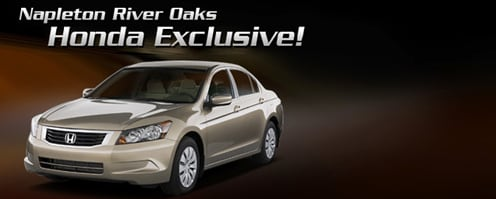River Oaks Exclusive. Napleton River Oaks Honda ...