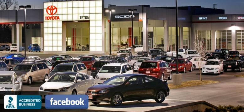 Rocky Mountain Toyota Located On East Anderson In Idaho Falls ID.was  Purchased By The Parker Automotive Group And Re Named Teton Toyota Scion On  April 1, ...