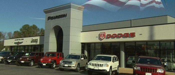 Awesome About Our Richmond, VA Chrysler, Dodge, Jeep, Ram Dealership Near  Charlottesville, Williamsburg, Fredericksburg, U0026 Midlothian   Pearson  Chrysler Jeep Dodge