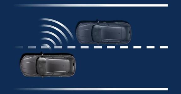 Blind-Spot Alert/Rear Cross-Path Detection