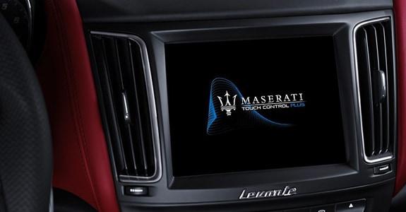 Maserati Touch Control