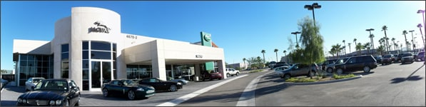 Storefront photo of Royal Jaguar Land Rover of Tucson
