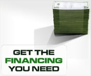 Get the financing you need.