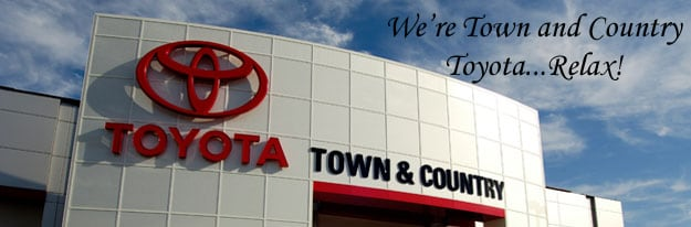 Town & Country Toyota | New & Used Toyota Dealer in Charlotte ...
