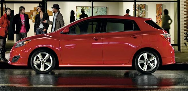 2010 Toyota Matrix Toyota Of Keene