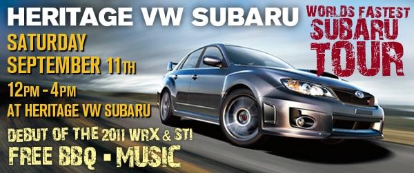 Heritage Volkswagen Subaru >> Heritage Volkswagen And Subaru New Volkswagen Subaru Dealership