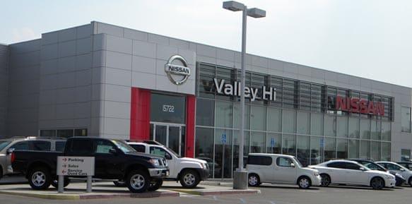 History of Valley Hi Nissan