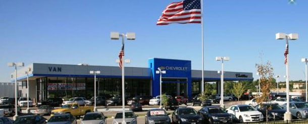 Van Chevrolet Kc >> Van Chevrolet Dealership About Us Kansas City Mo