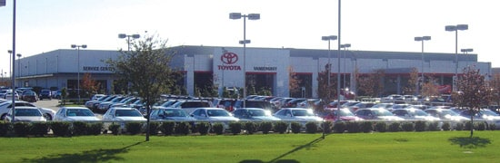 Why Buy From Vandergriff Toyota