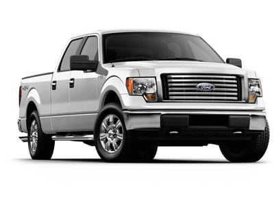 2014 F-150 Series Ford Fleet and Ford Commercial Trucks