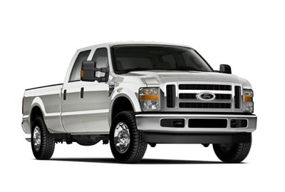 2010 F-Series Super Duty Ford Commercial Trucks and Ford Fleet Trucks