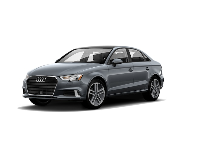 New Audi A For Sale Near LA At McKenna Audi VIN - Audi a3 2018