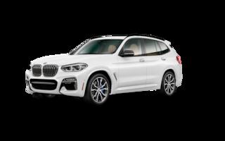 New 2018 BMW X3 M40i SAV in Seaside, CA