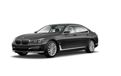 2018 BMW 740e xDrive iPerformance Sedan All-wheel Drive