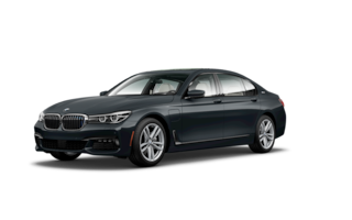 2019 BMW 7 Series 740e xDrive iPerformance Sedan