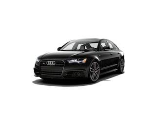 2018 Audi S6 4.0T Prestige Sedan WAUHFAFCXJN051001