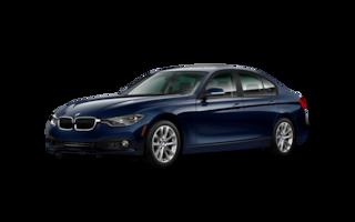 New 2018 BMW 320i Sedan in Long Beach