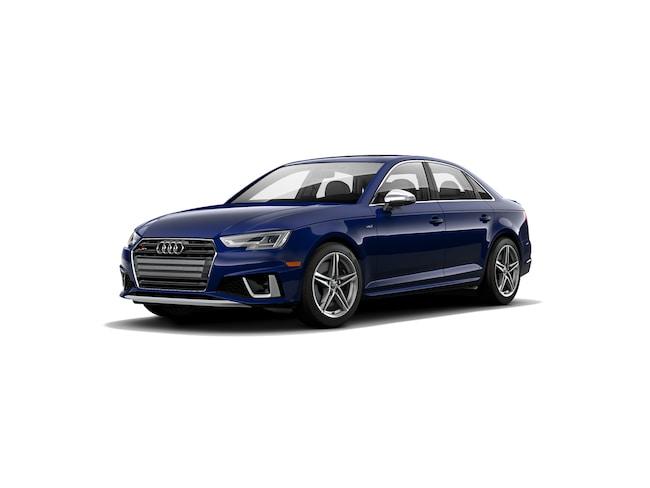 New 2019 Audi S4 3.0T Premium Plus 3.0 TFSI Premium Plus quattro AWD WAUB4AF46KA000883 near Chicago