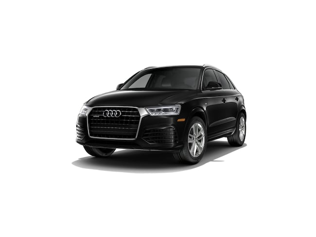 New 2018 Audi Q3 2.0T Premium Plus SUV WA1JCCFS6JR032075 Near Los Angeles