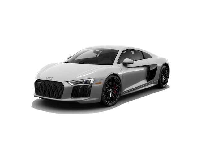 New 2018 Audi R8 5.2 V10 Coupe For Sale in Chicago, IL