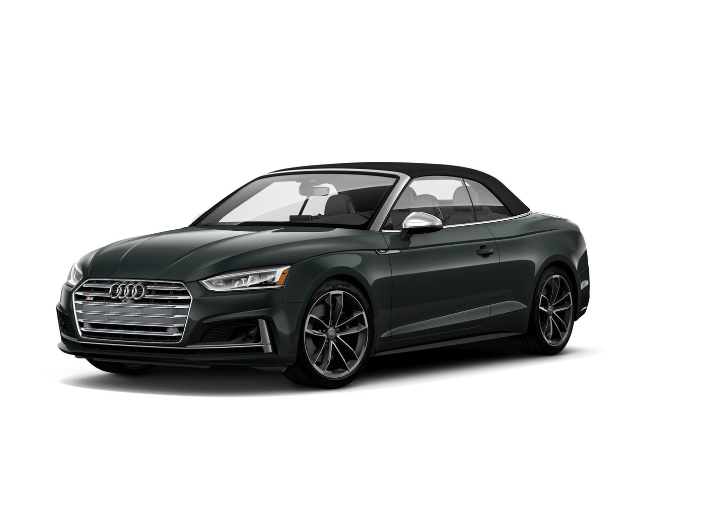 2018 Audi S5 Convertible