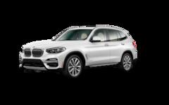 2018 BMW X3 xDrive30i SUV [3AC, 25Y, ZDA, ZCV, 508, 494, 609]
