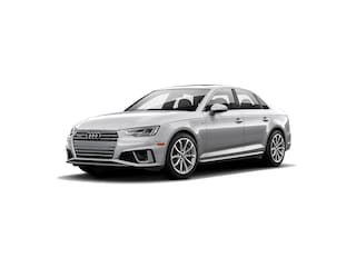 New 2019 Audi A4 2.0T Premium Plus Sedan Burlington MA