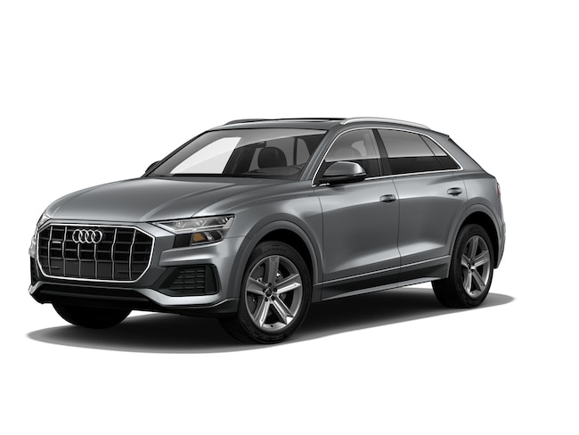 New 2019 Audi Q8 3.0T Premium SUV WA1AVAF14KD012623 Near Los Angeles