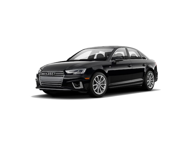 New 2019 Audi A4 2.0T Premium Plus Sedan in Cary near Raleigh, NC