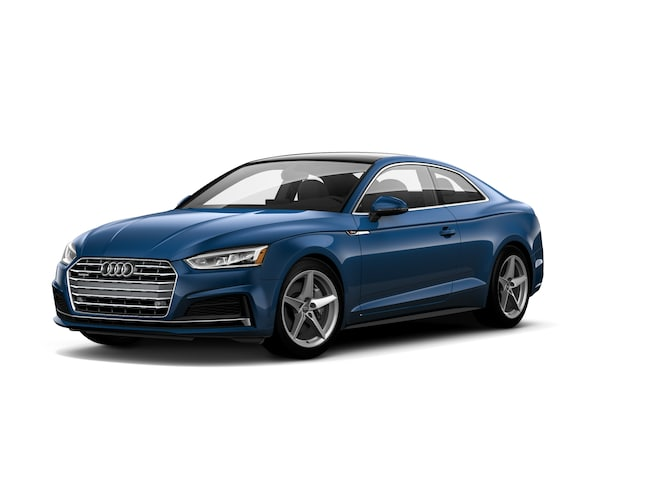 New 2018 Audi A5 2.0T Premium Plus Coupe Brookline MA