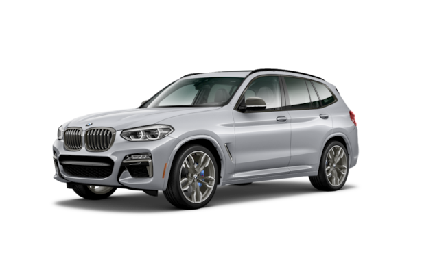 New 2018 BMW X3 M40i SAV Norwood Serving Greater Boston MA