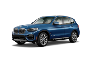 New 2018 BMW X3 xDrive30i SUV near Washington DC