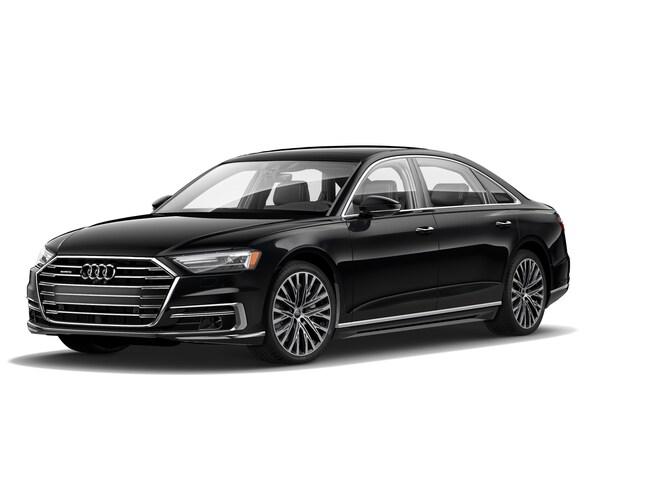 New 2019 Audi A8 L 3.0T Sedan WAU8DAF83KN009367 Near Los Angeles